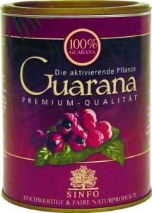 El Puente Bio-Guarana Pulver aus Brasilien, 1er Pack